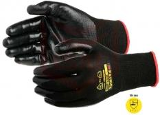 SUPERPRO Polyester / Nitrile Coated Gloves